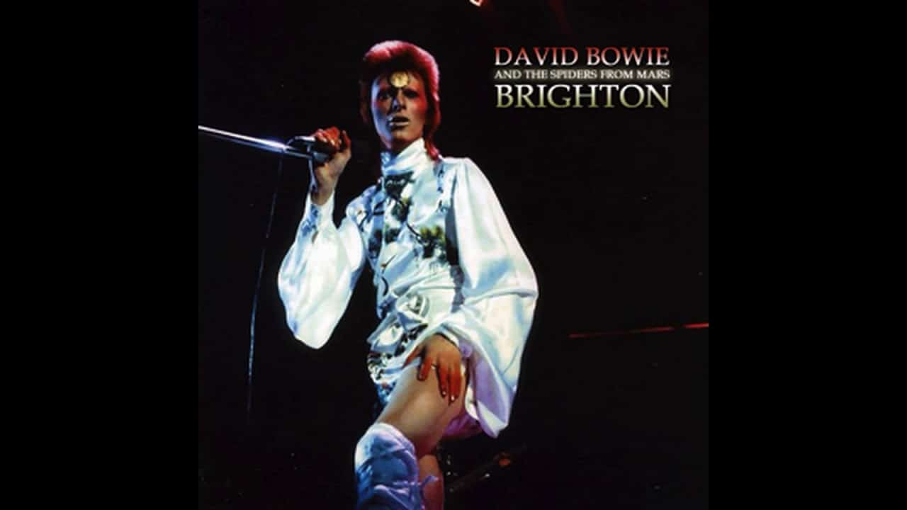 Rock 'n' Roll with Me – Bowie/MacCormack 1973-76