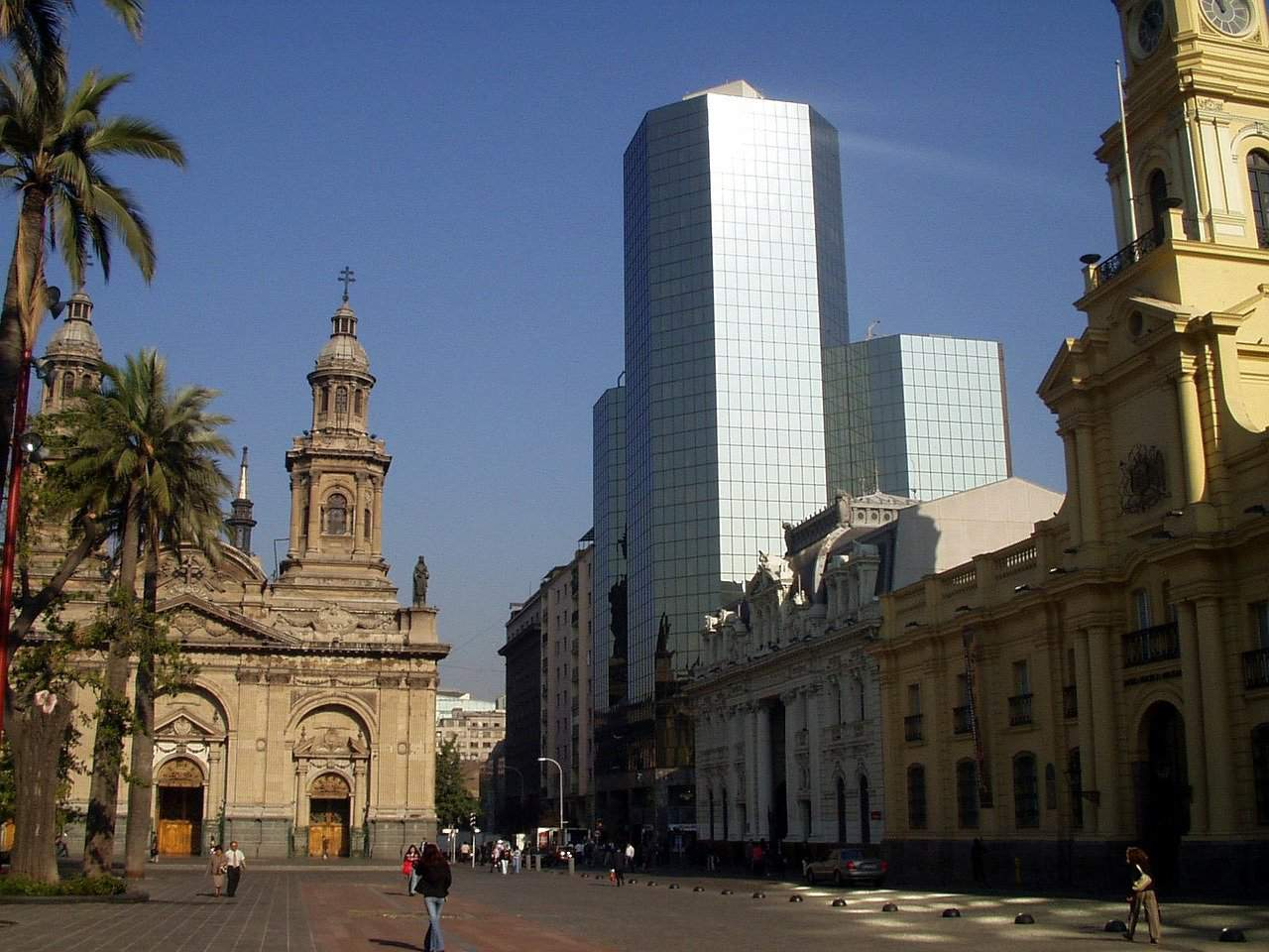 Gay Santiago · Hotels