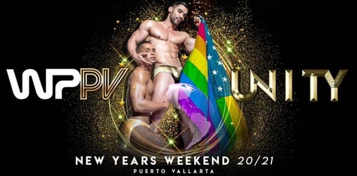 White Party Puerto Vallarta New Years Weekend, 2021 – UNITY!