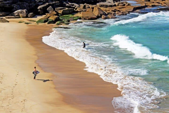 Spiaggia di Tamarama