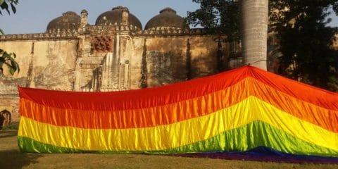 Orgullo queer de Delhi 2021