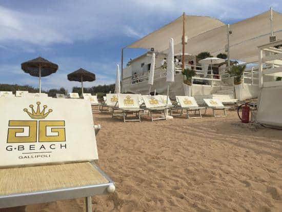 G Beach/Mako