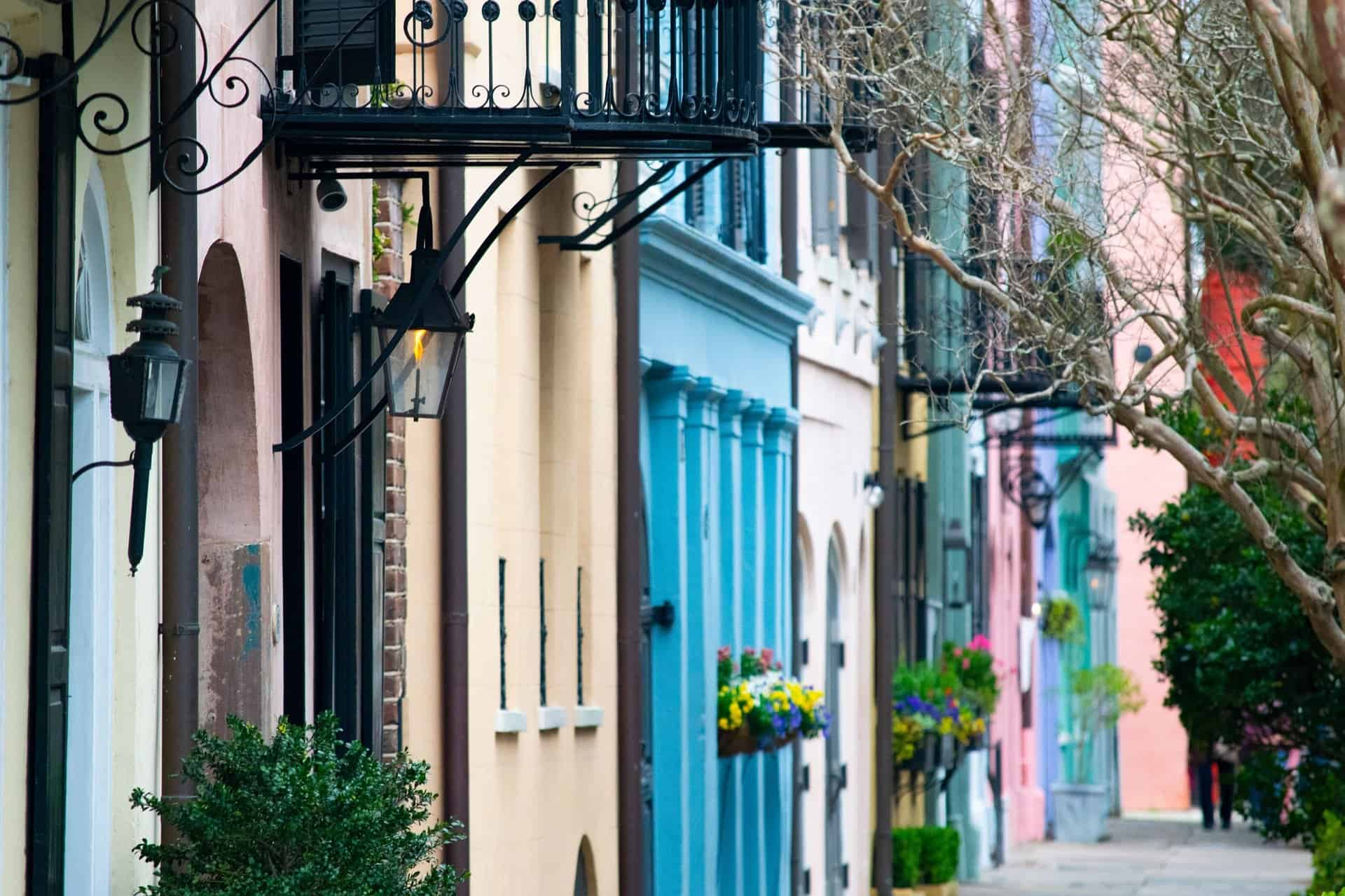 Gay Charleston Bars, Clubs and Hotels