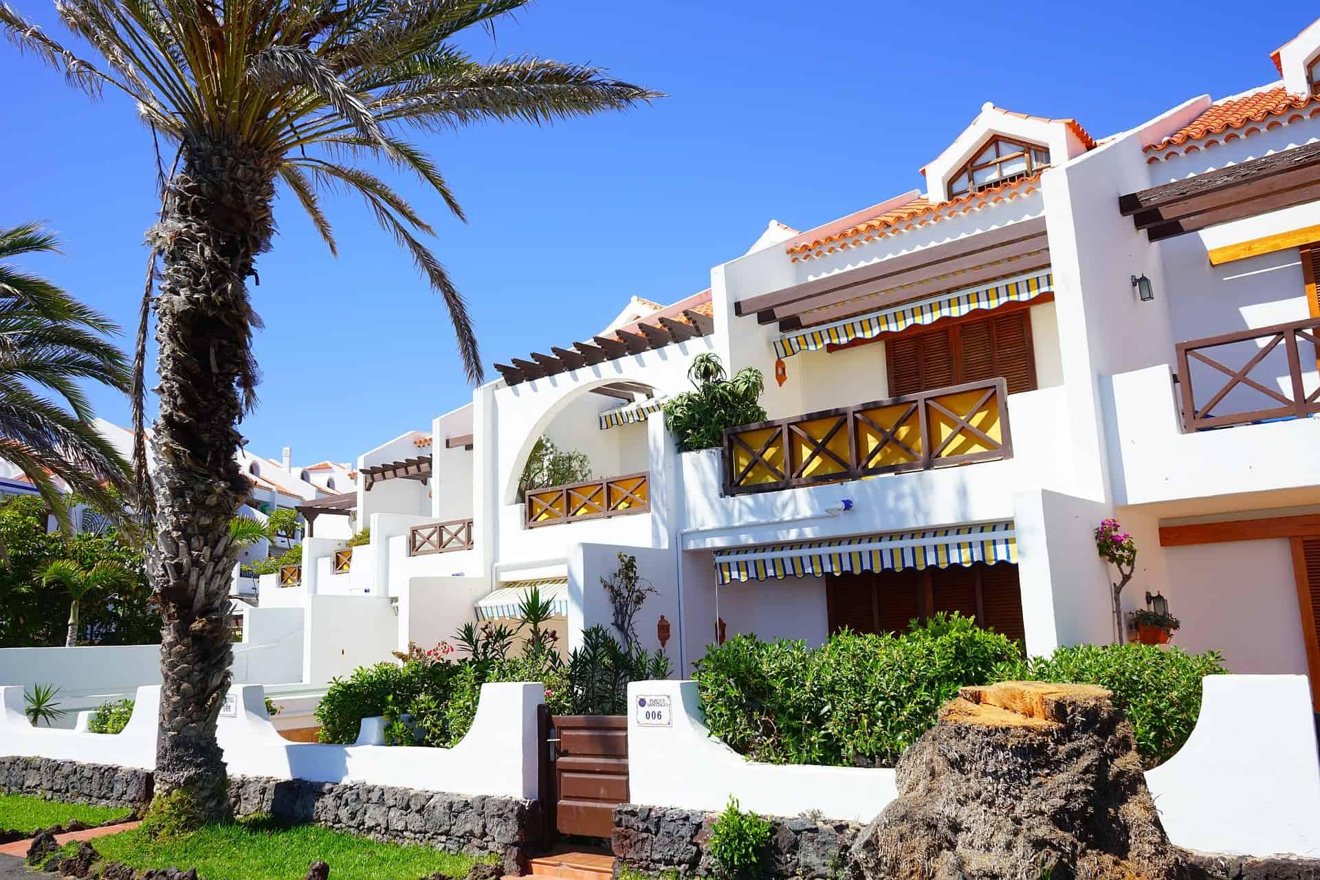 Tenerife bøsseture