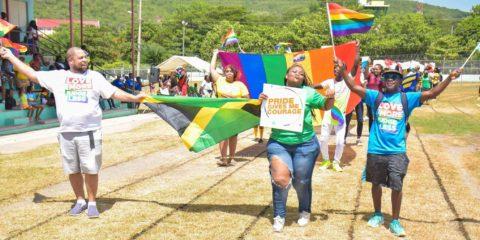 LGBT जमैका
