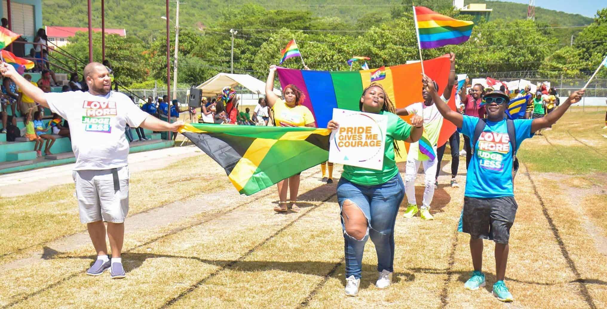 Hvordan er det at være homoseksuel på Jamaica?