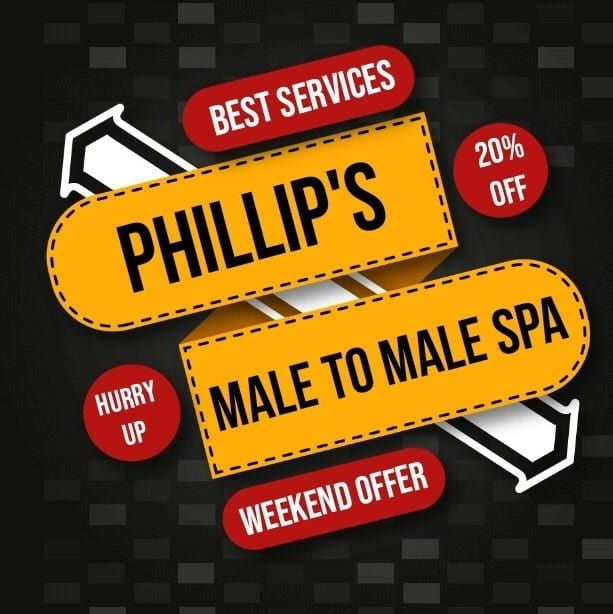 Phillip's Spa Male To Male