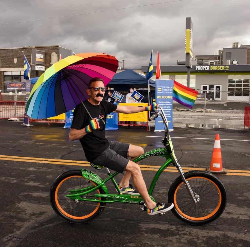مثلي الجنس سولت ليك سيتي · الخدمات