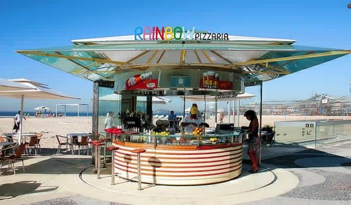 Rainbow Kiosk