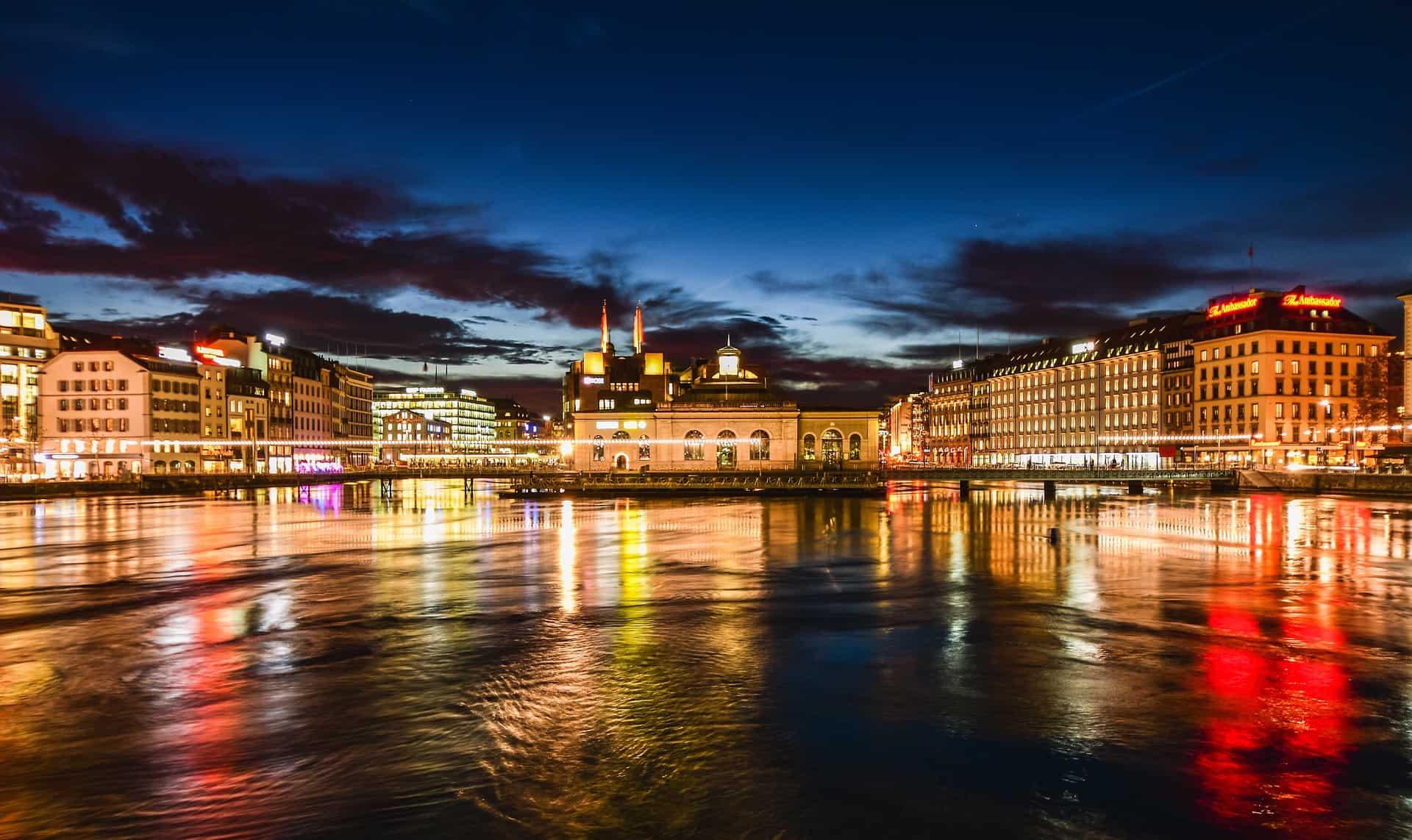 Genève bøssekort