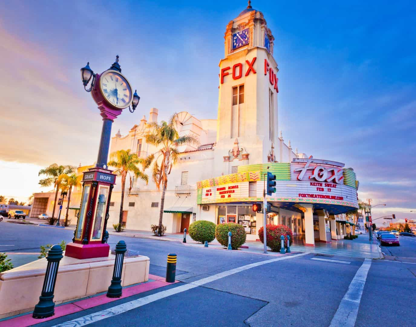 Bakersfield Gay Bars, Clubs und Hotels
