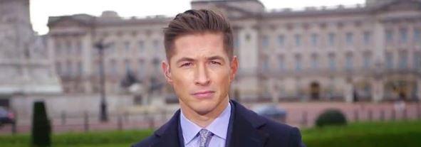 James Longman di ABC News sul viaggiare per il mondo come corrispondente televisivo gay