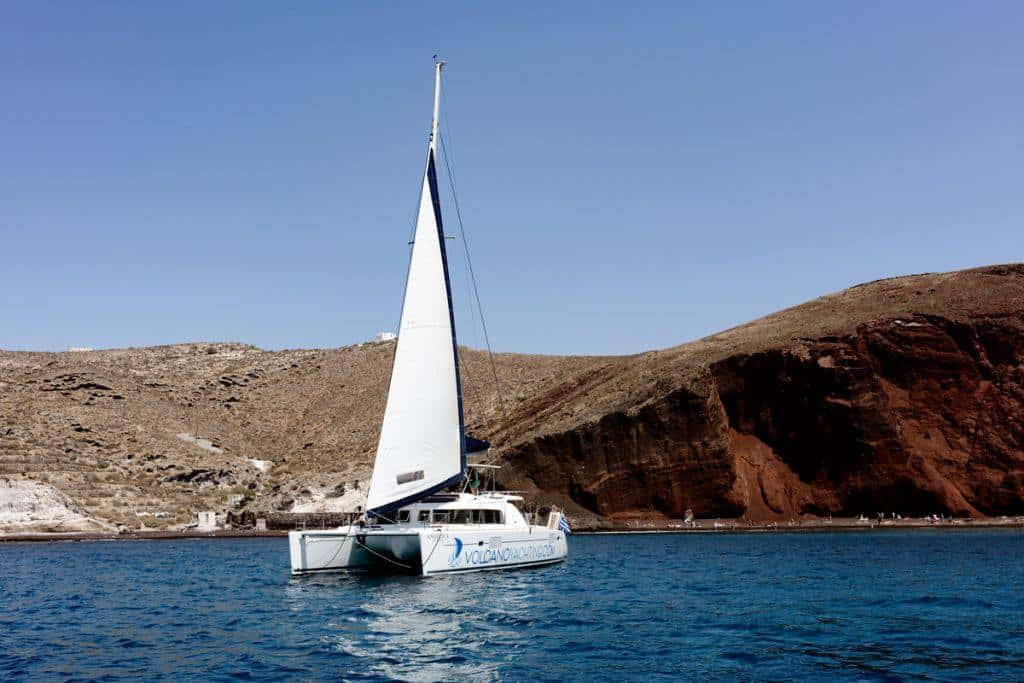 TravelGay recommendation Volcano Yachting