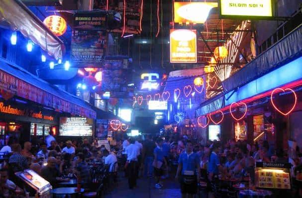 Bangkok Gay Bars