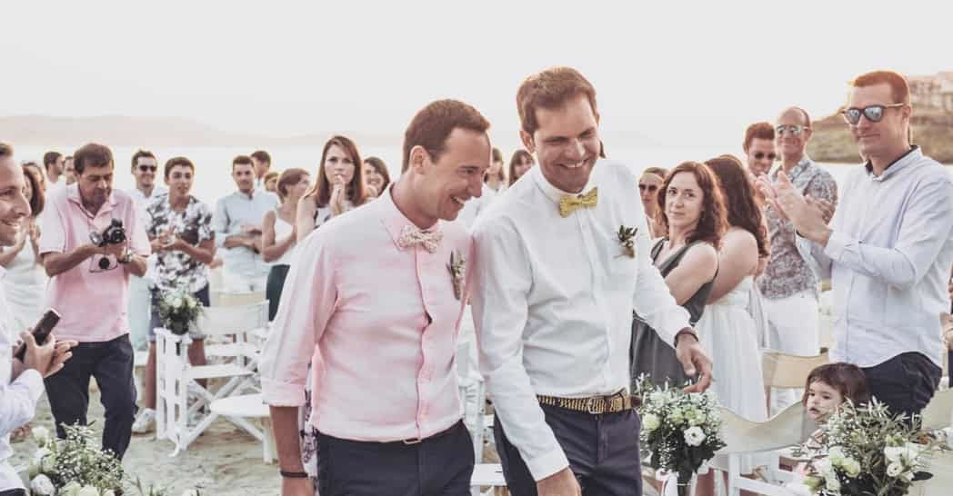TravelGay anbefaling Gayweddings.Gr