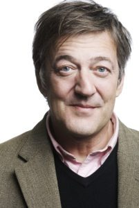 Stephen Fry talks about his mental health (Photo: Stephen Fry (Credit: Claire Newman Williams)