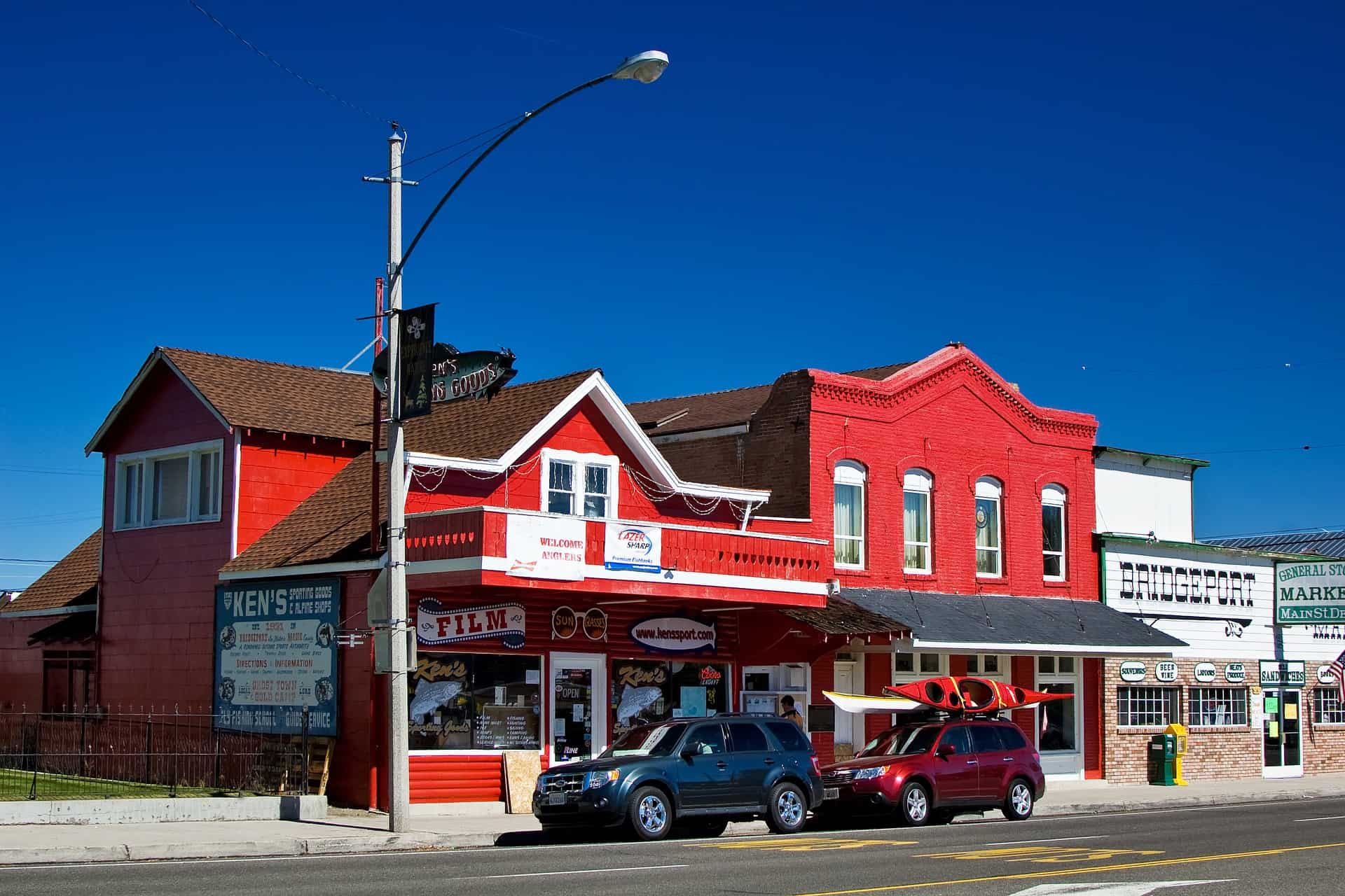 Bridgeport Gay Guide and Hotels