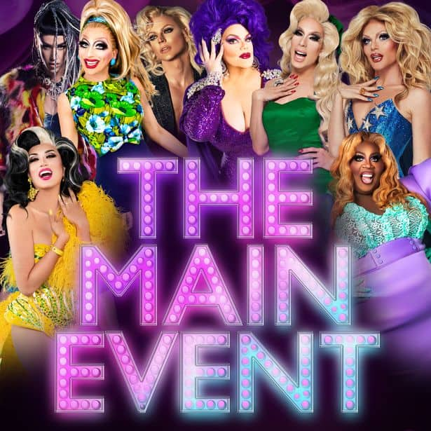 The Main Event - Tournée UK 2021