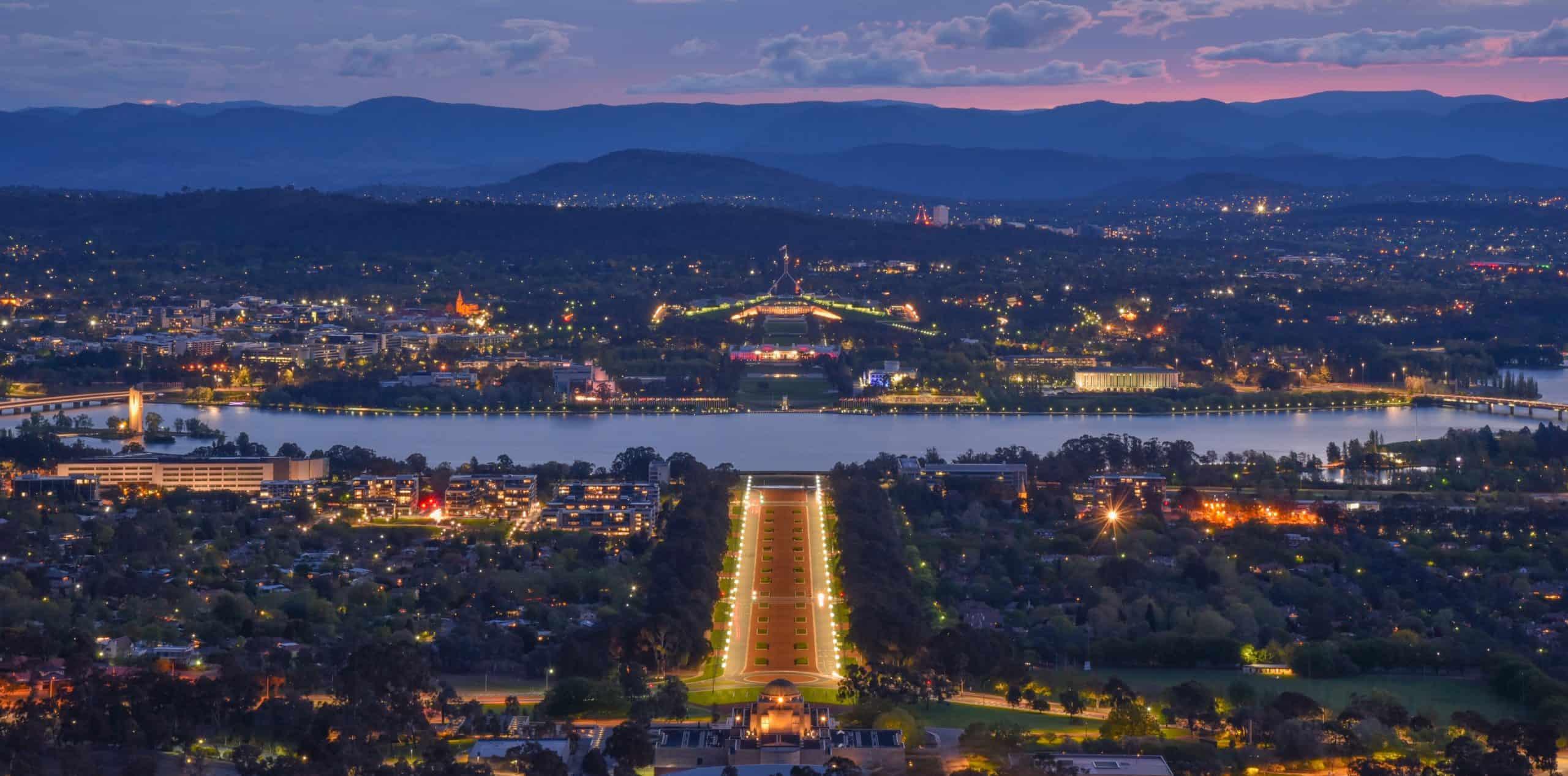 Gay Canberra