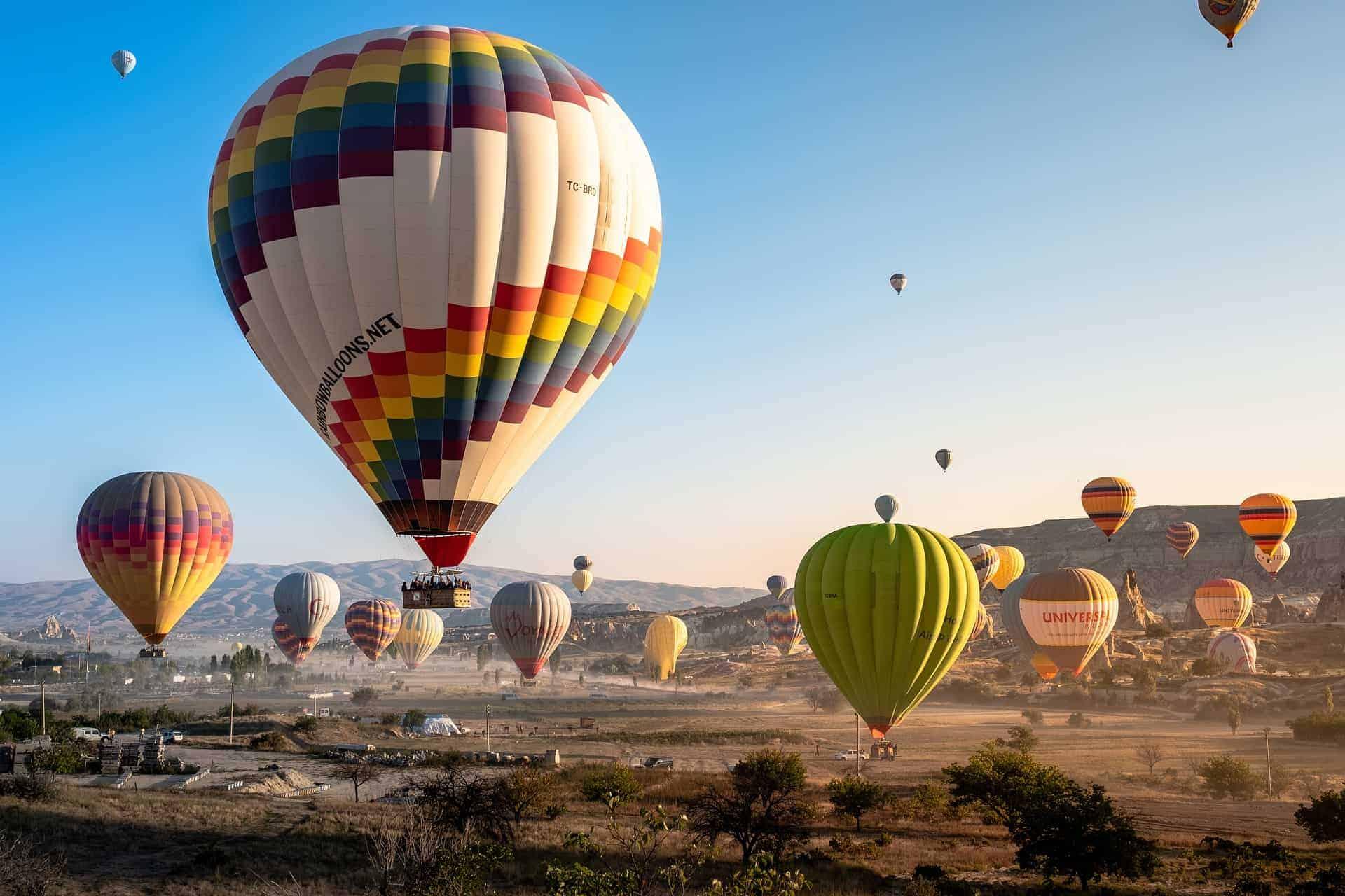 Cappadocia Gay Guide og hoteller