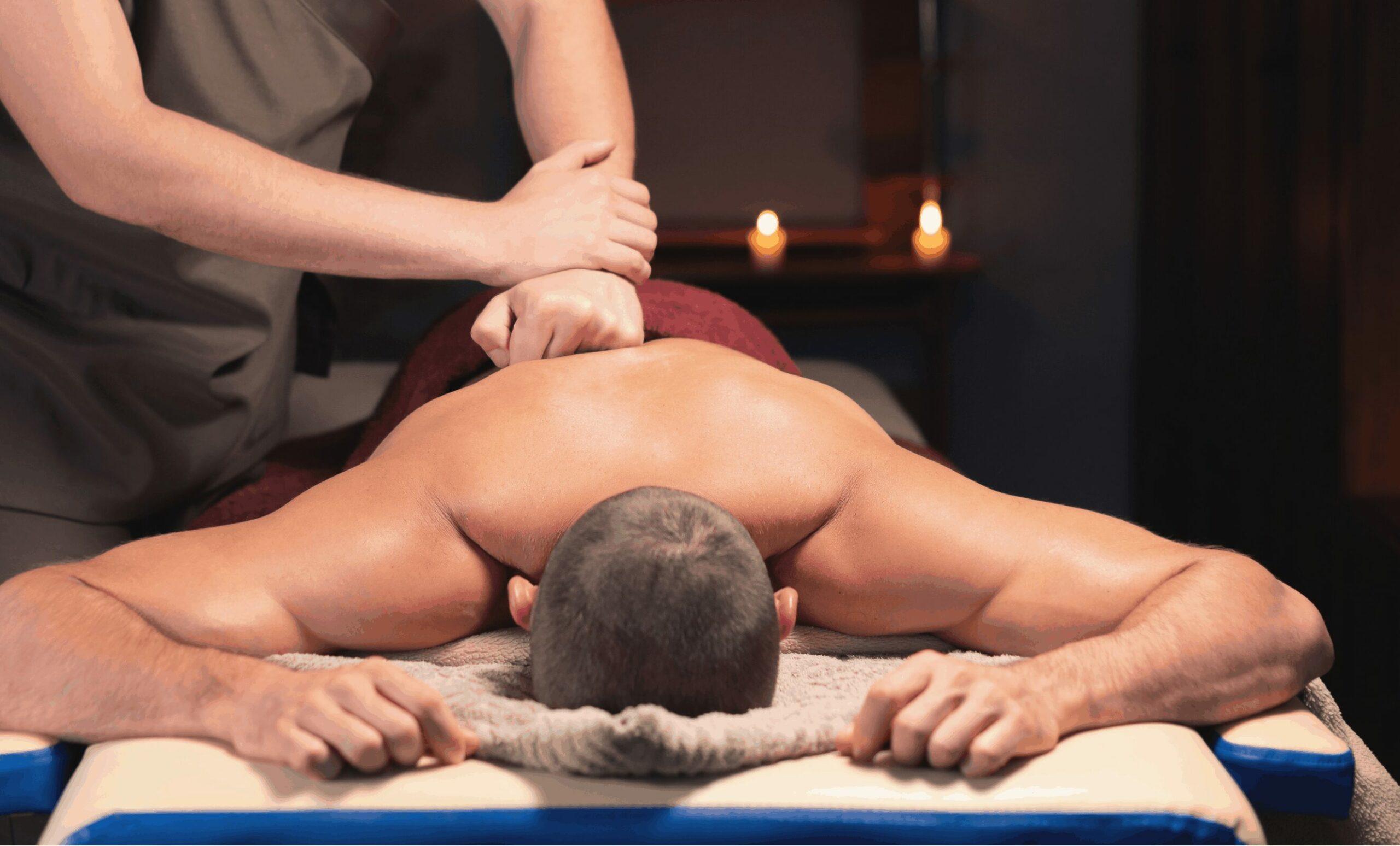 TravelGay aanbeveling Mannelijke Massage Surrey