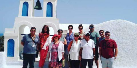 Notos Travel Santorin
