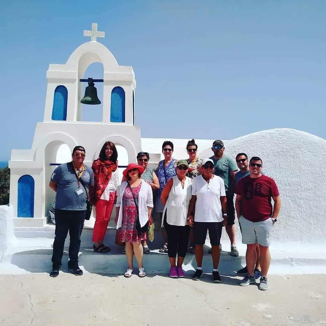 TravelGay التوصية Notos Travel Santorini