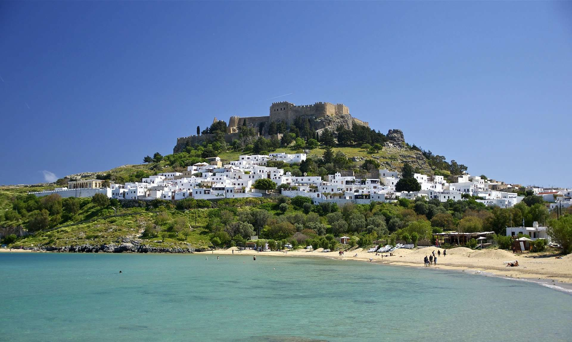 Rhodes Gay Guide and Hotels