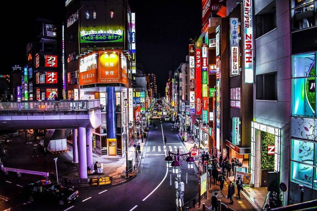 Gay Tokyo · Hotéis de médio porte