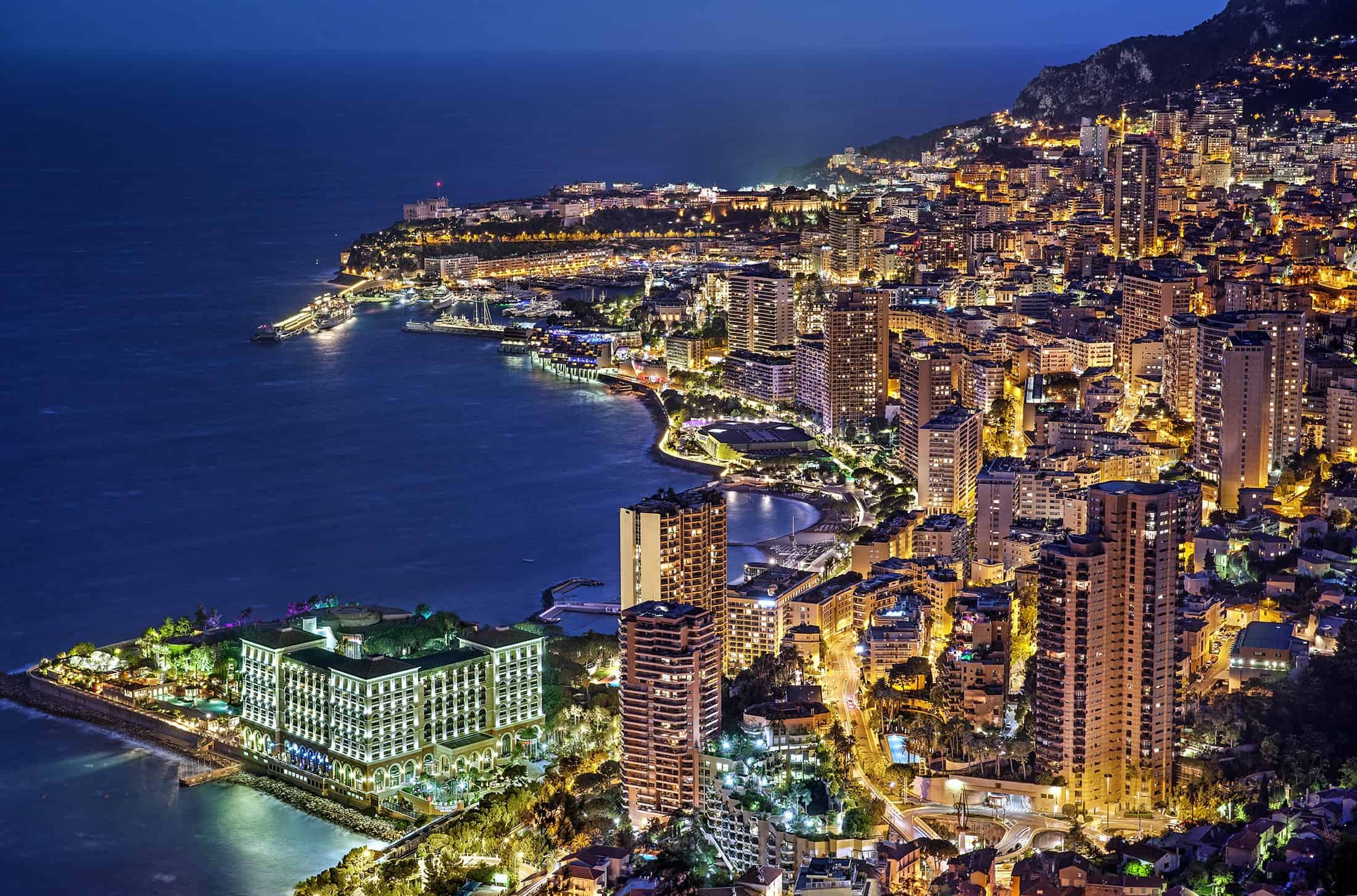 Monaco Gay Gids en Hotels