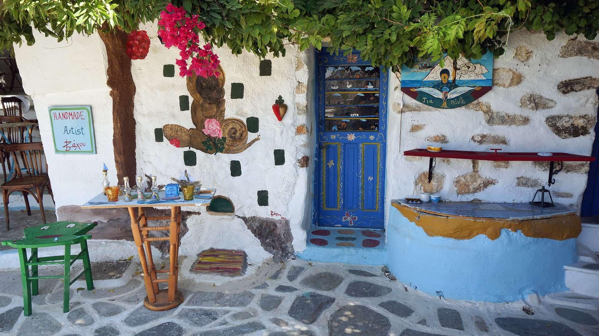 Guida e hotel gay di Amorgos