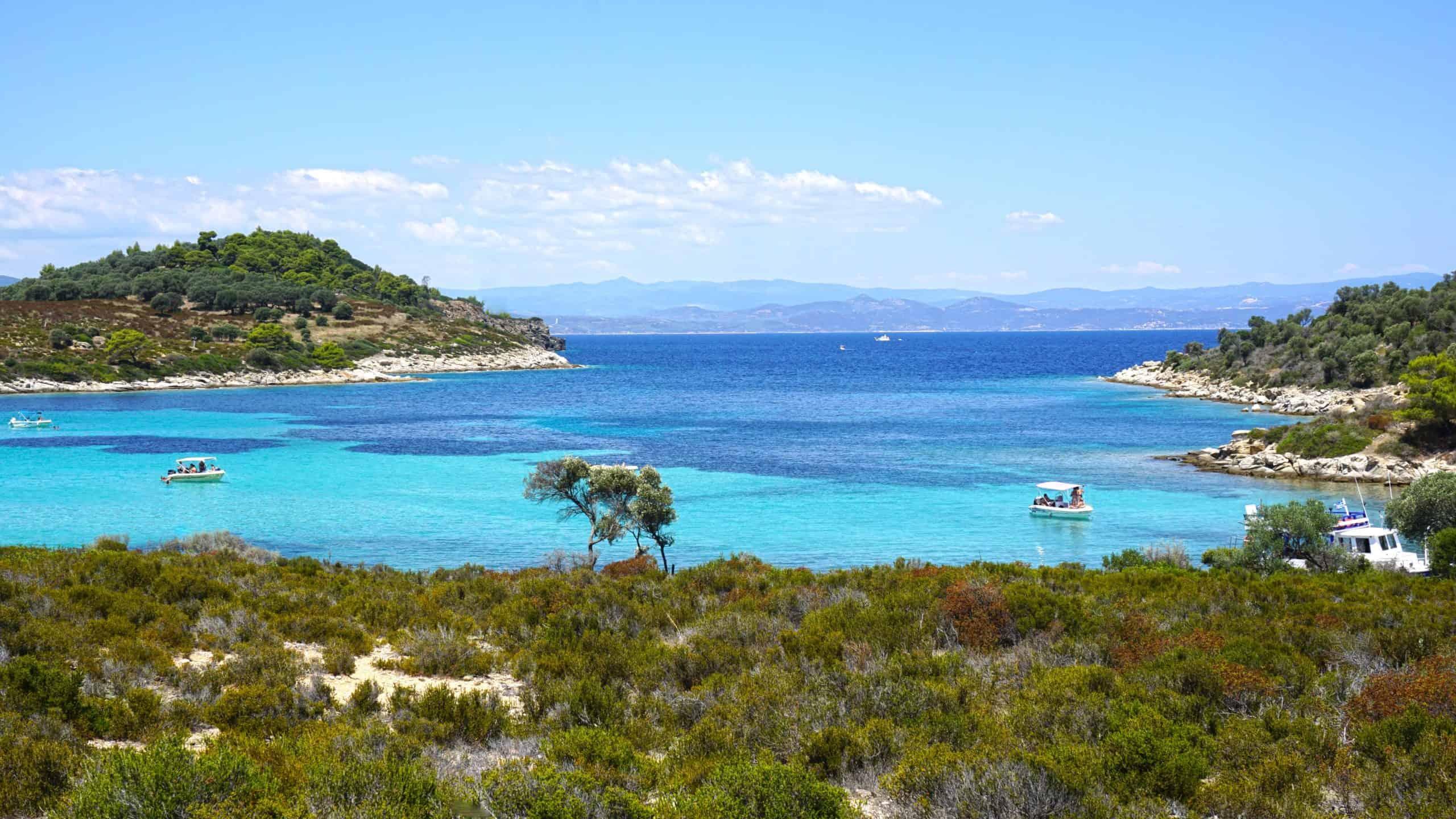 De bedste homoseksuelle strande i Grækenland