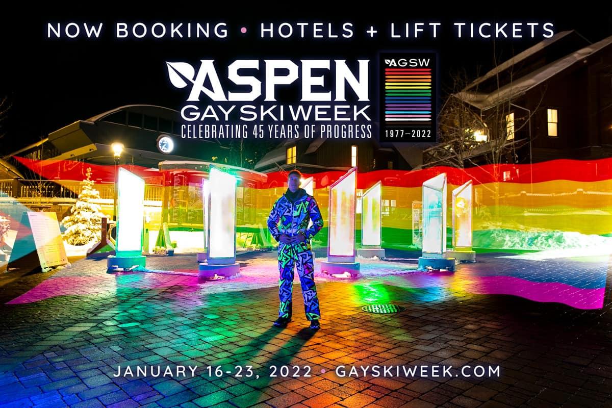 Aspen Gay Ski Week 2022