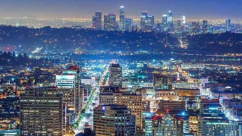 Gay Los Angeles · Mid-range Hotels