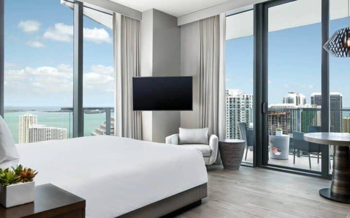 فندق ايست ميامي