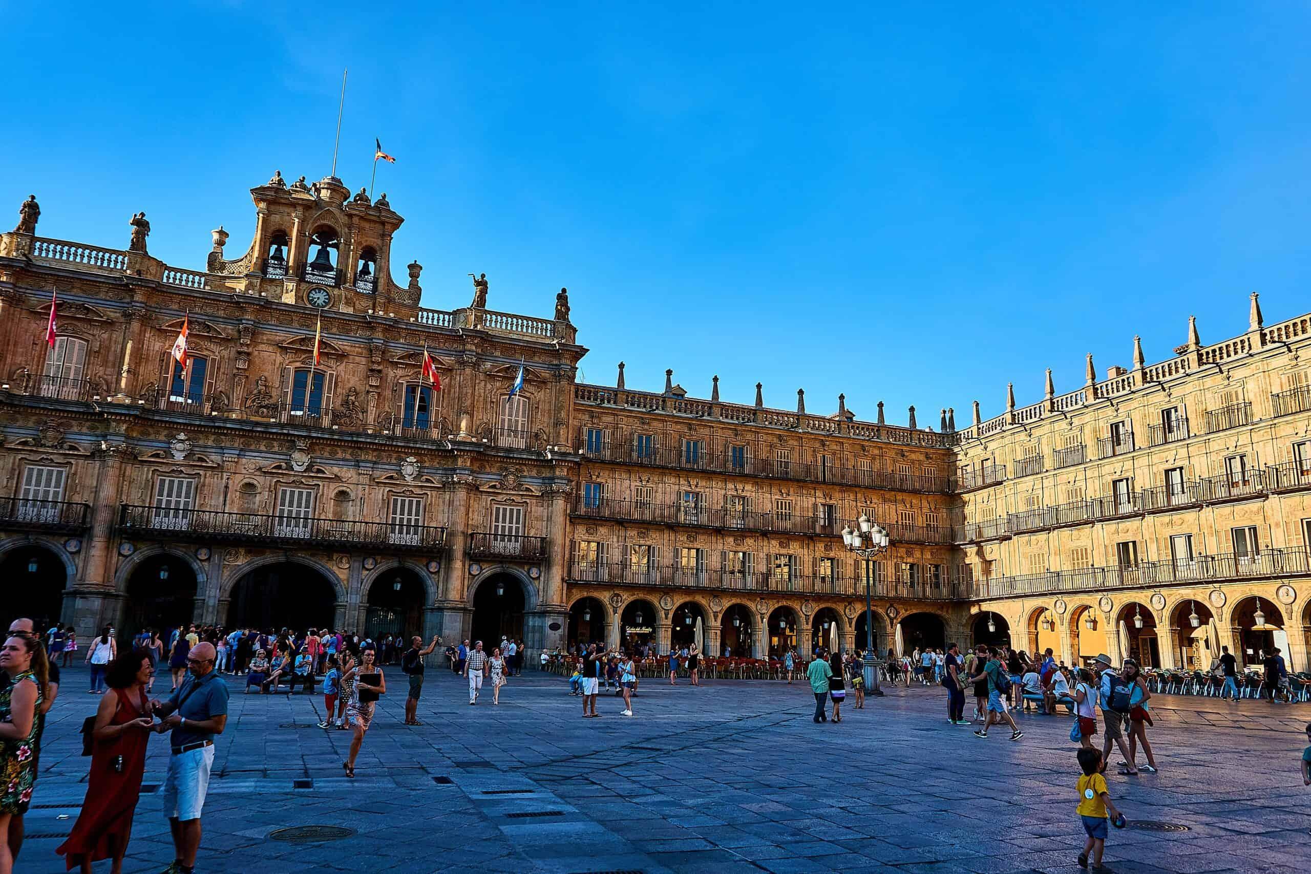 Gay Salamanca