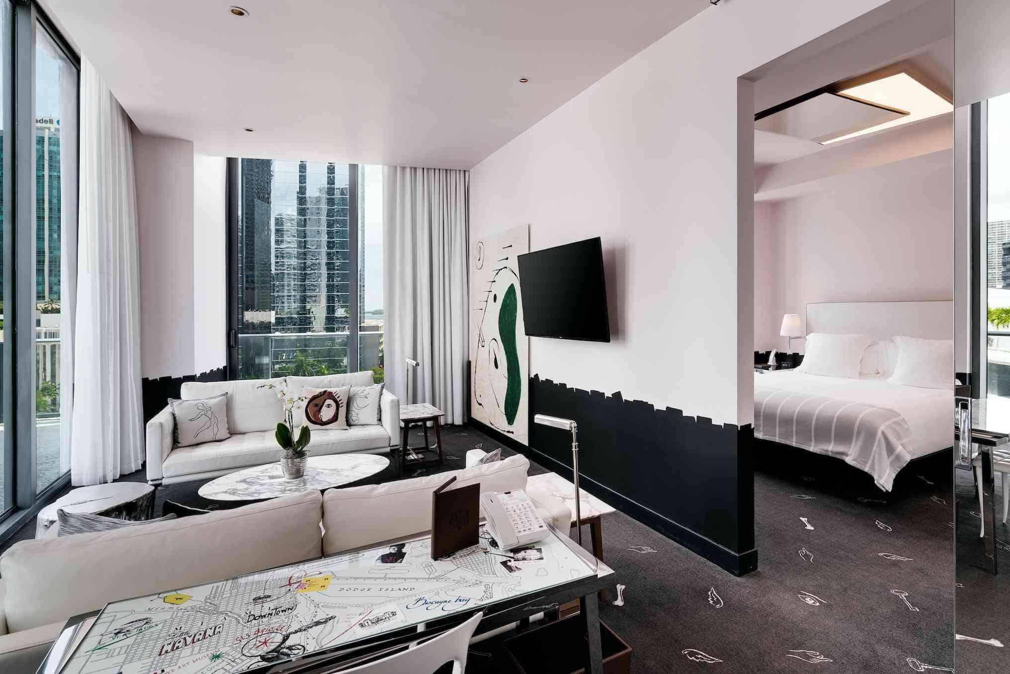image of SLS Brickell Hotel