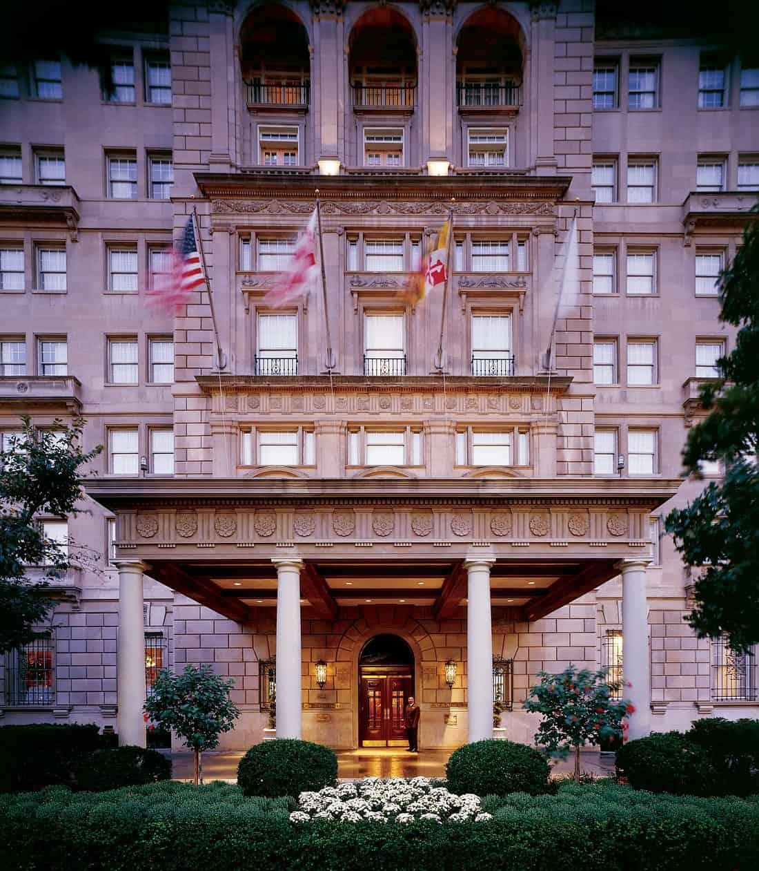Washington DC · Luxury Hotels