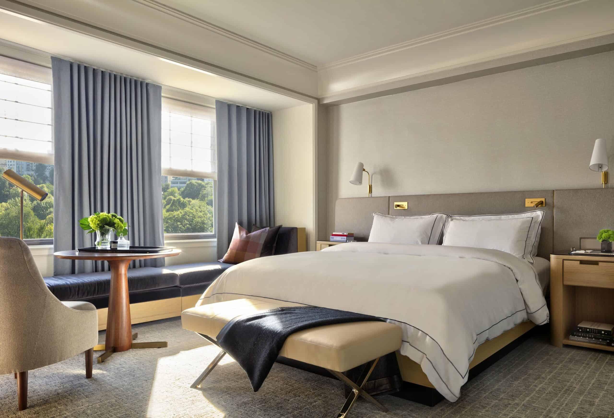 image of The Newbury Hotel Boston