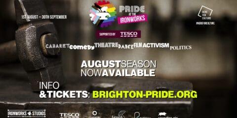 kebanggaan Brighton
