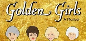 金色女孩:音乐剧 - 伦敦预览