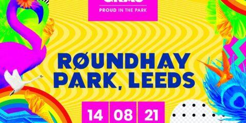 Mardi Gras - Trots in het park - Leeds