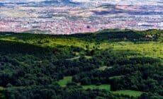 panorama, landscape, city