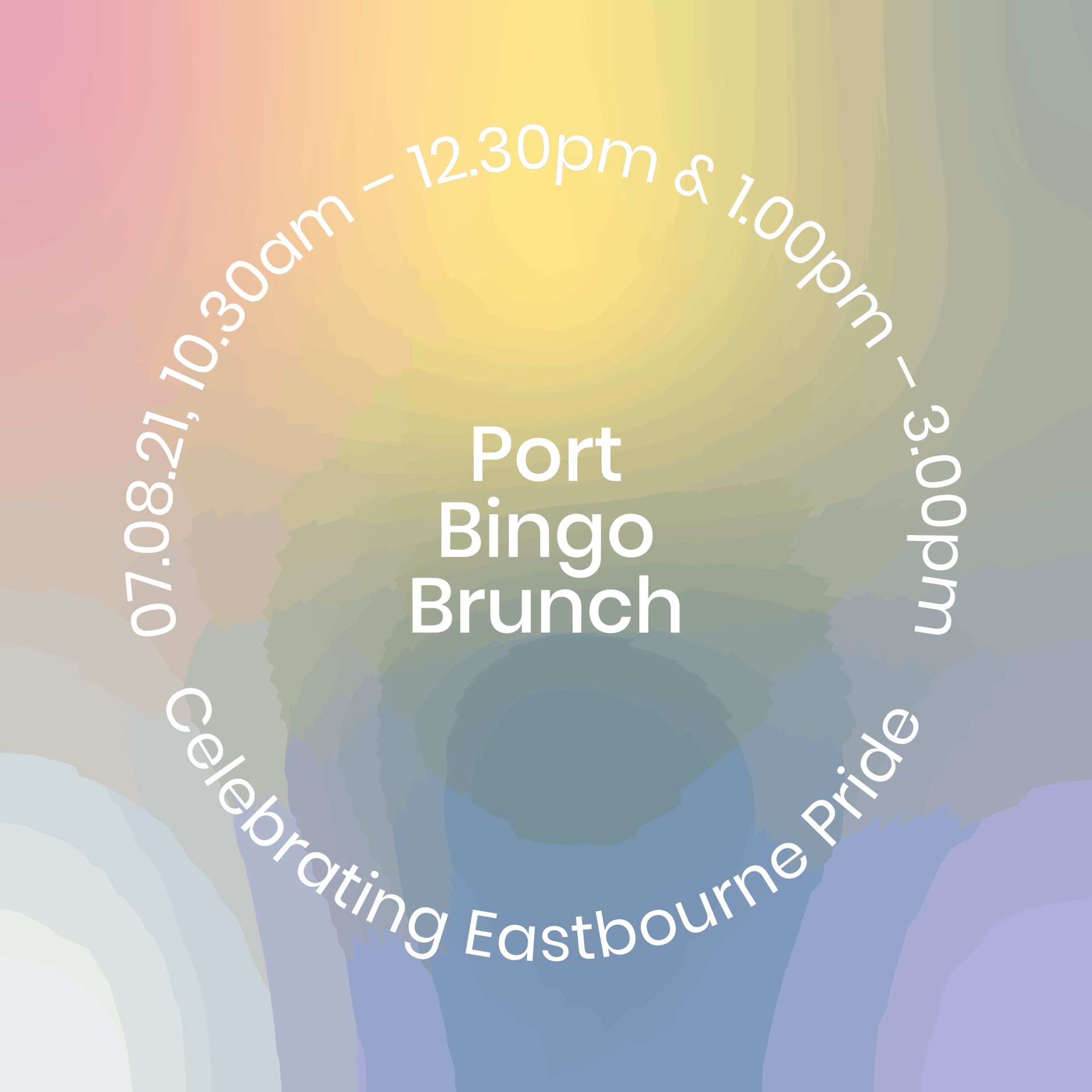 Port Bingo Brunch - Eastbourne Pride event