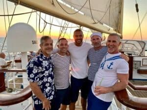 Gay Group Trip: Sailing Italy & The Amalfi Coast