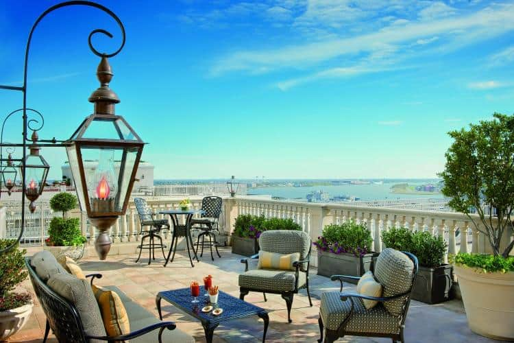 New Orleans · Luxury Hotels
