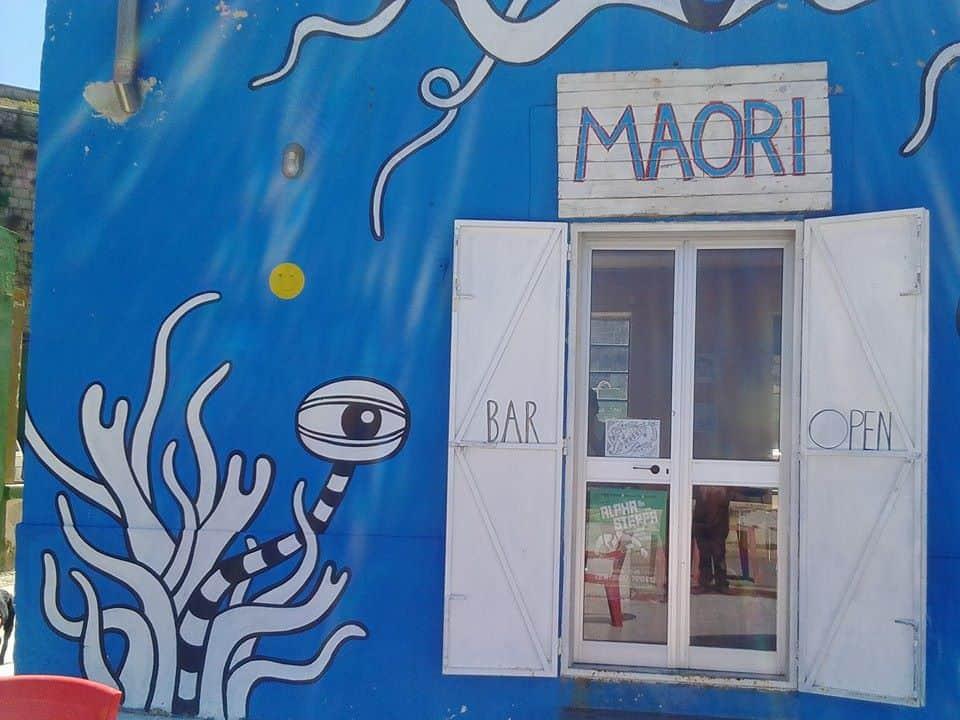 Maori Bar