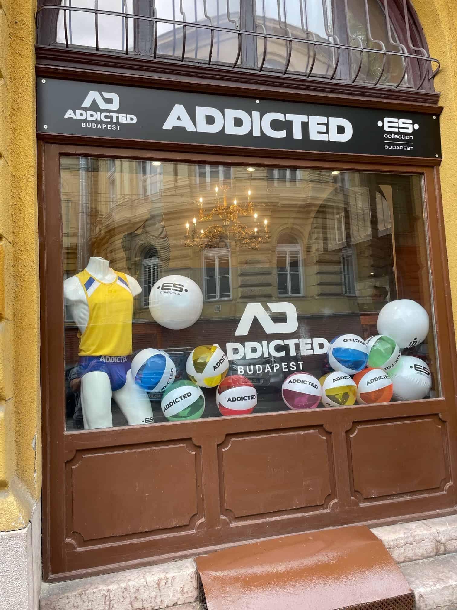 Budapest adicta