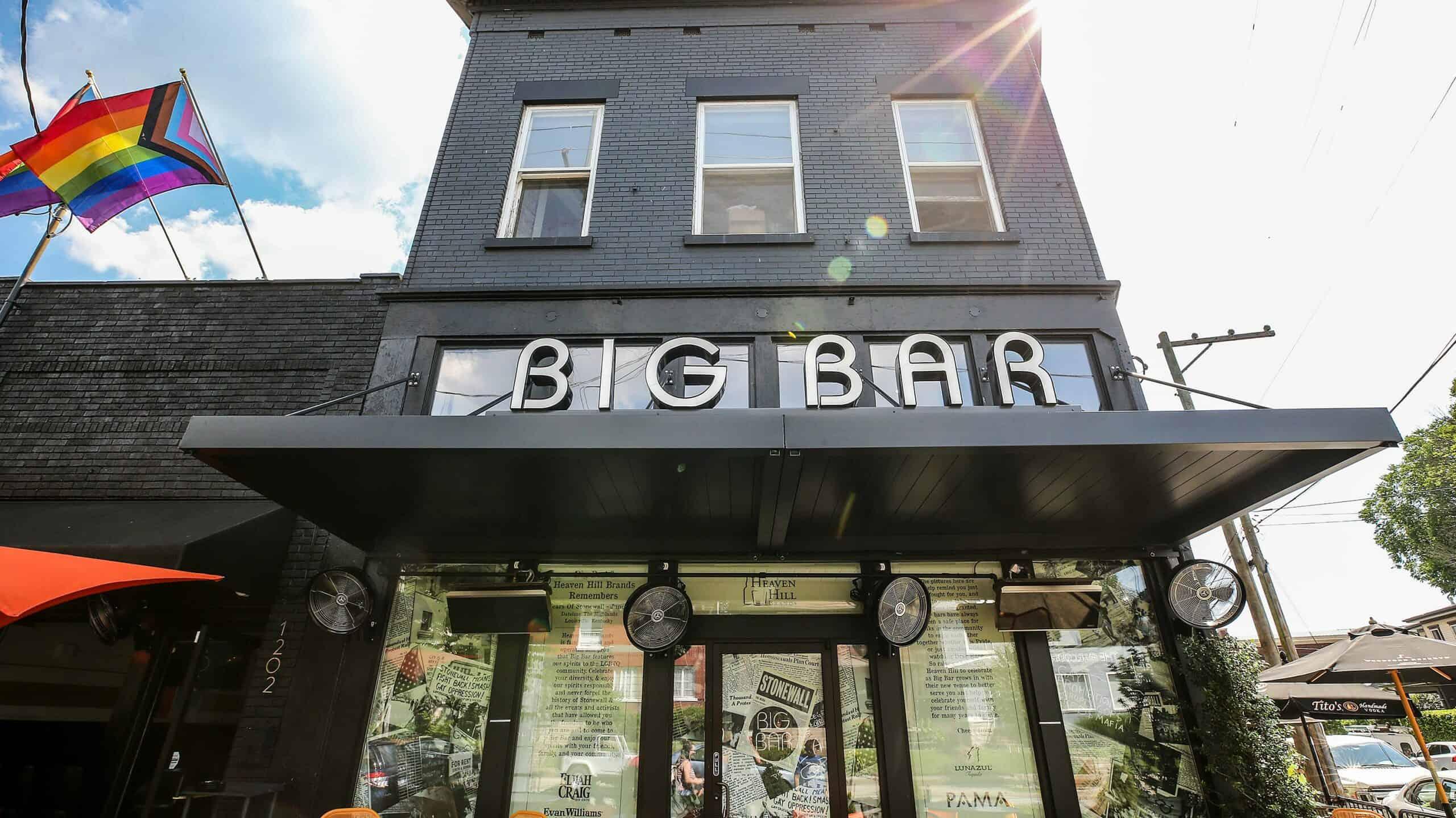 Big Bar Louisville
