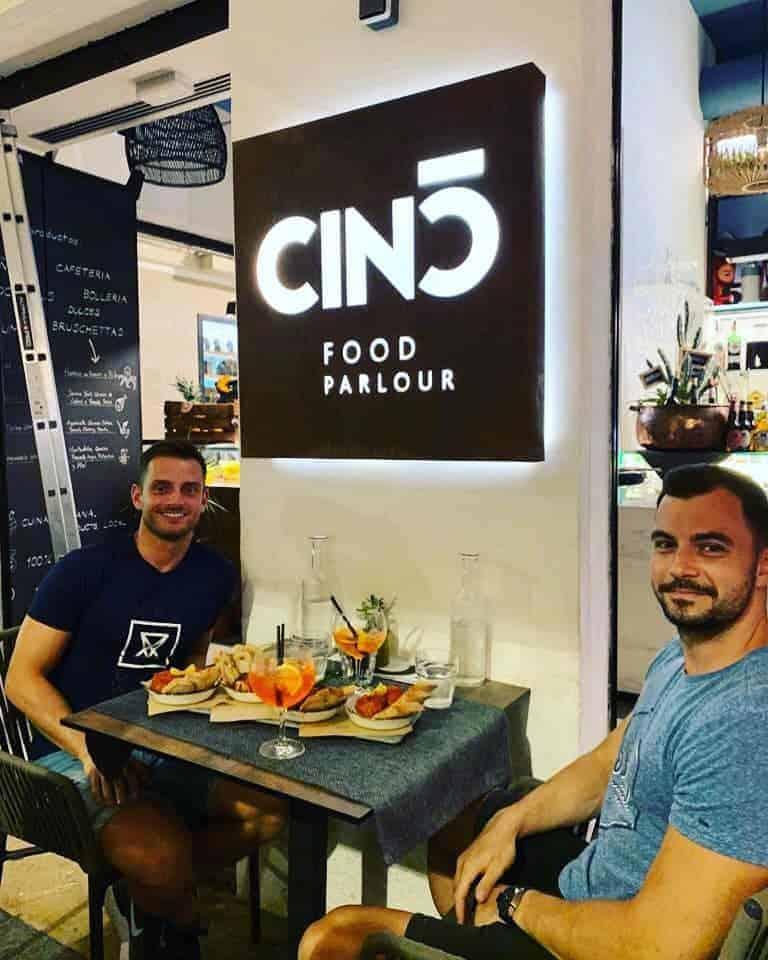 Cinc Food Parlour